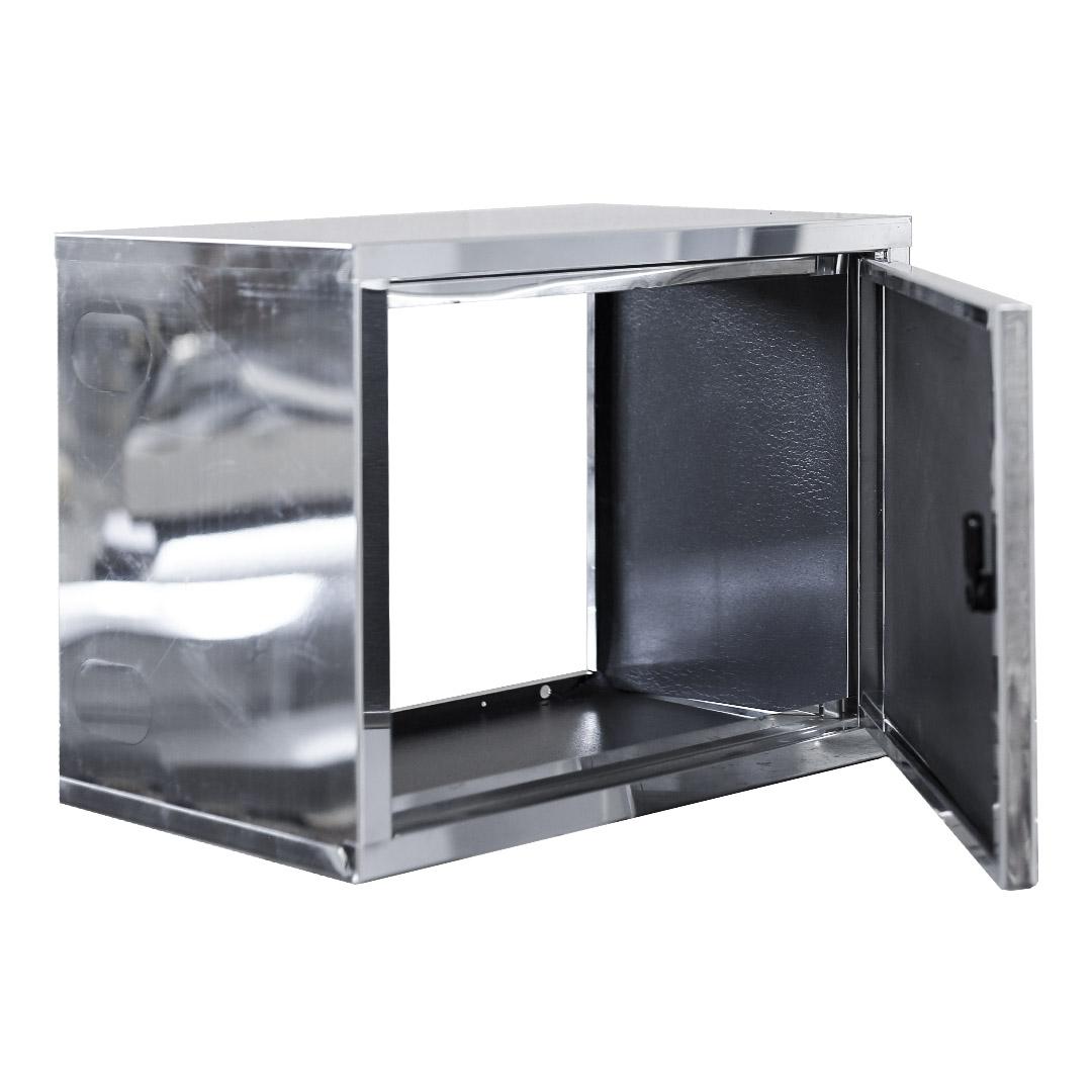 Art 066 cassetta coibentata acciaio inox per contatore acqua - Porta acqua per termosifoni ...