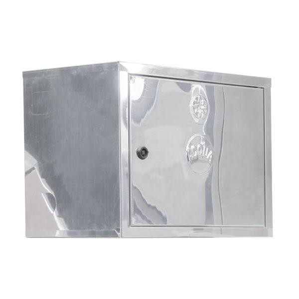 066 Cassetta contatore acqua inox