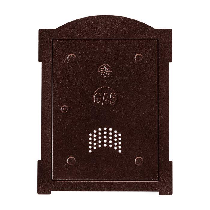 074 B Sportello contatore antico gas RA