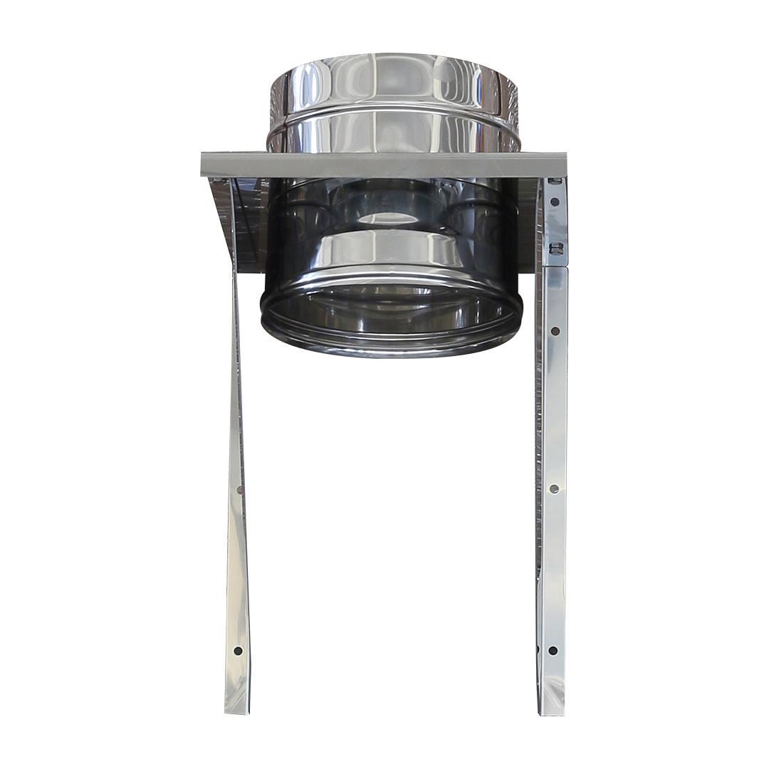 Art 018 piastra con tubo in acciaio inox alette per - Piastra in acciaio inox per cucinare ...
