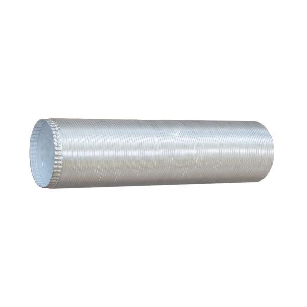 23 tubo flessibile estensibile in alluminio con bicchiere