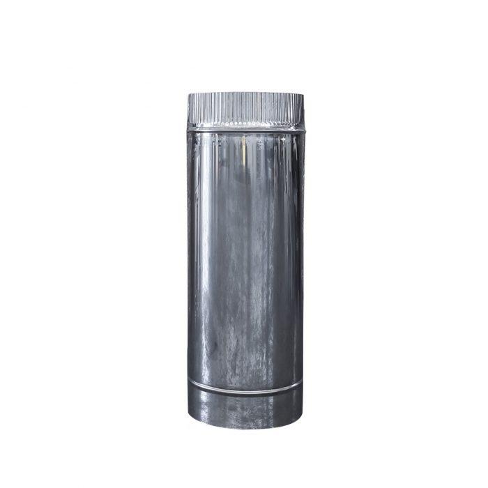 47 tubo ovale da 500 frontale