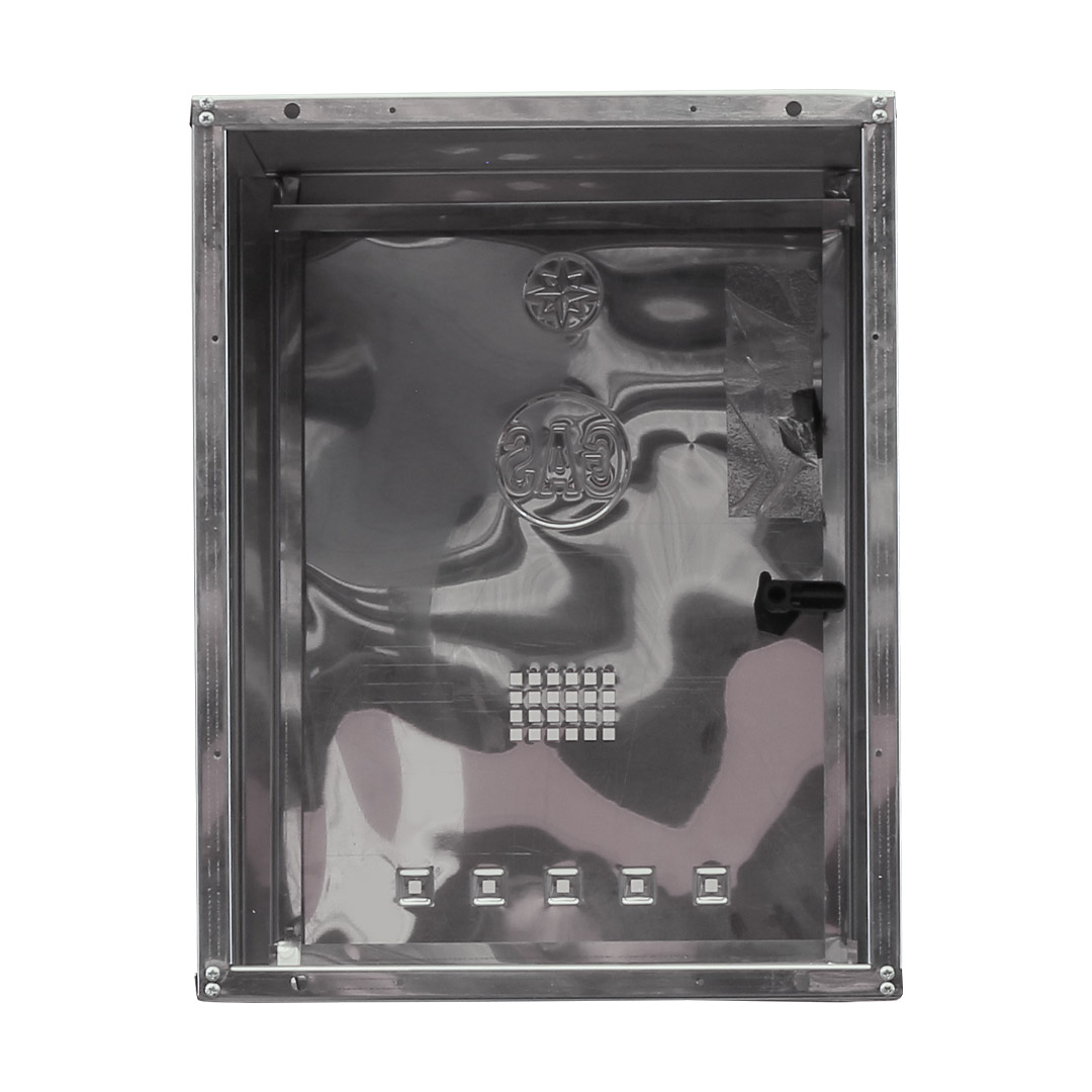 65 cassetta per contatore gas inox 2