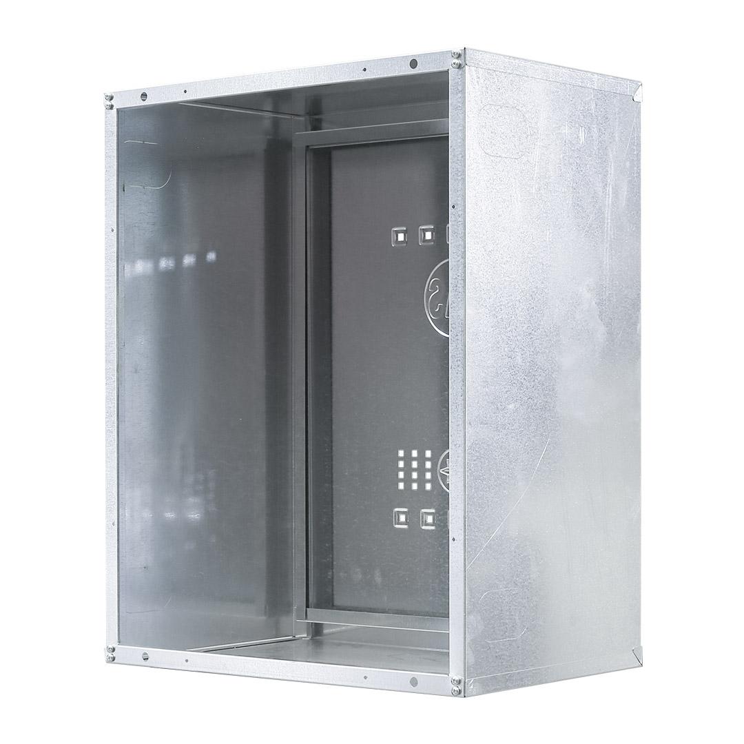 65 cassetta per contatore gas zincato 2