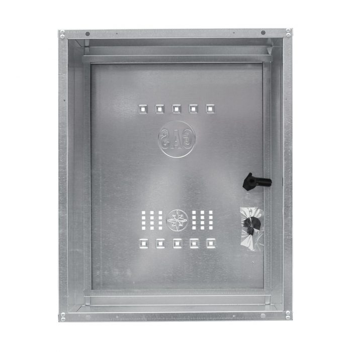 65 cassetta per contatore gas zincato 3