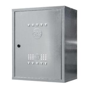 65 cassetta per contatore gas zincato