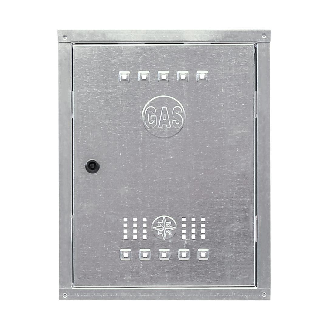 67 sportello per contatore gas zincato