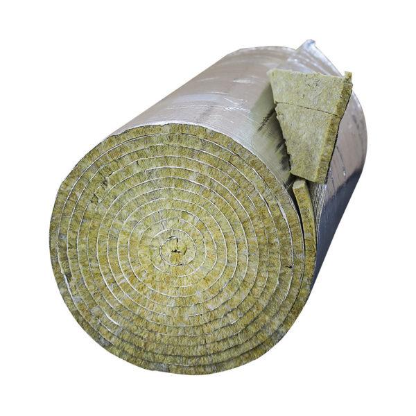 76 rotolo in lana di roccia rivestito in alluminio 1