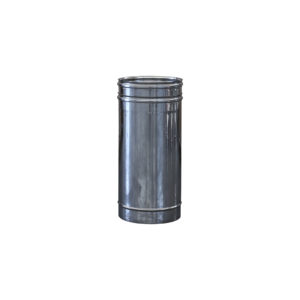 art 04 tubo telescopico in acciaio