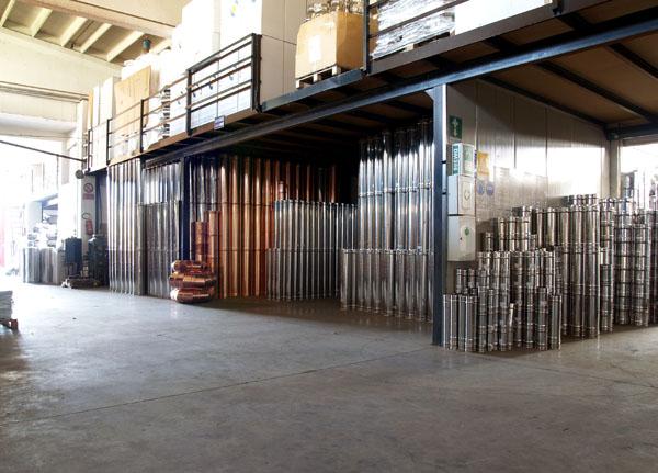 azienda lavorazione metalli tecnometal 2