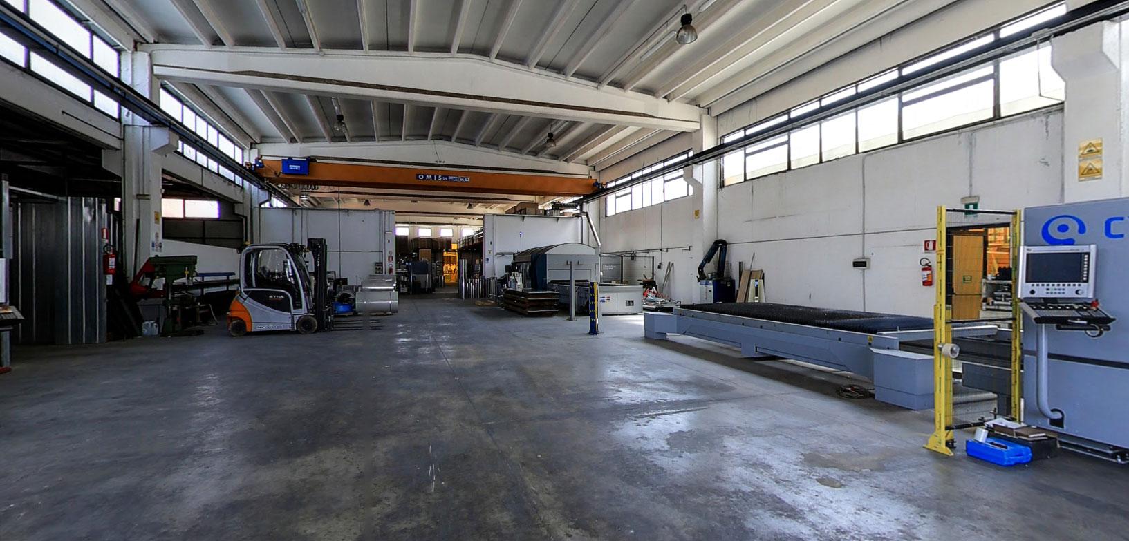 tecnometal azienda produzione canne fumarie inox tubi e comignoli 5