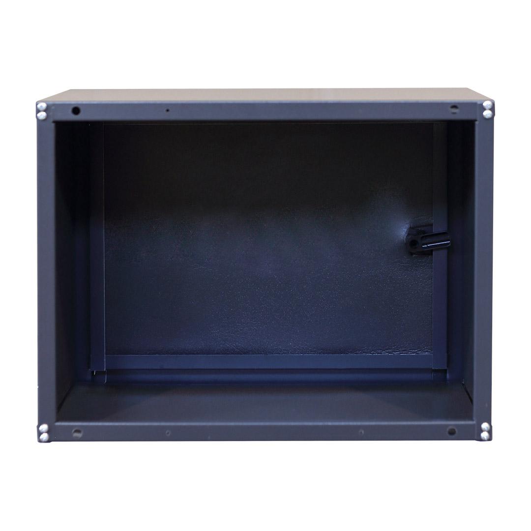 Art 073a cassetta coibentata per contatore acqua antichizzata - Porta acqua per termosifoni ...