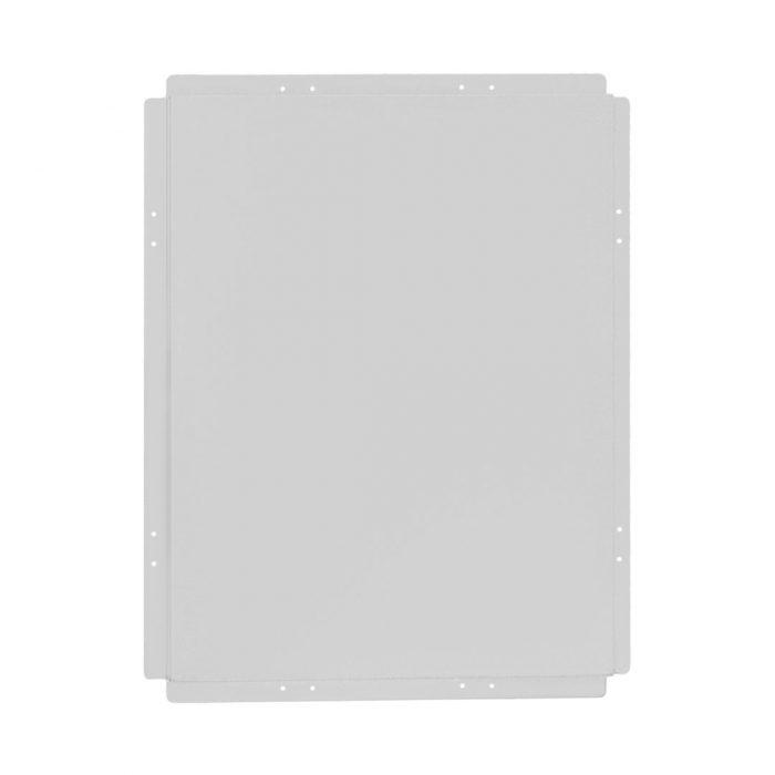 69 Schienale Cassetta Gas Bianco